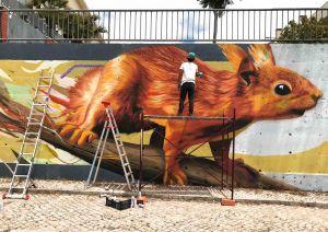 Venha conhecer mais trabalhos do artista em www.miudoarte.com