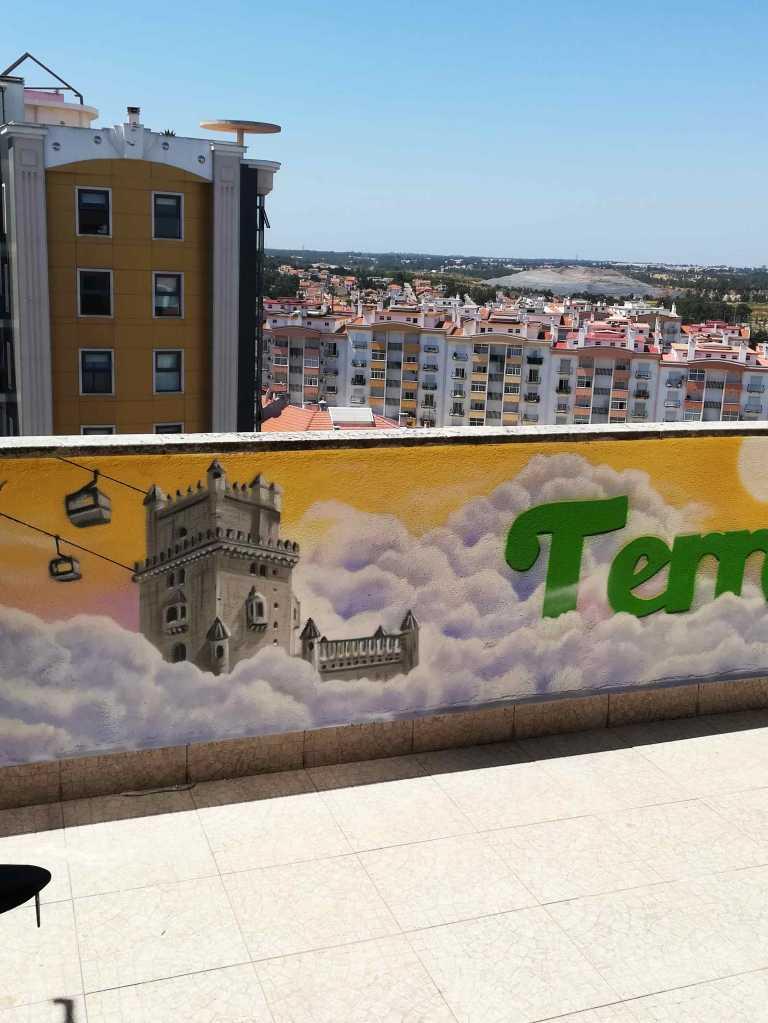 graffiti torre belem @miudo.arte