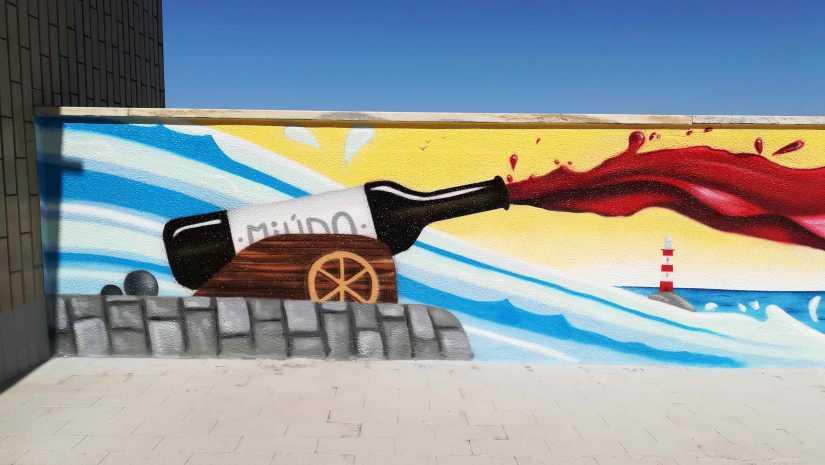 graffiti vinho canhão @miudo.arte