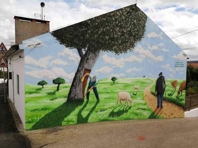 Graffiti paisagem @miúdo.arte